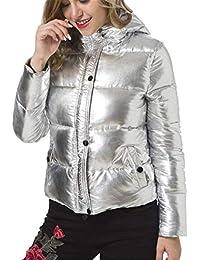 it placcato Abbigliamento Amazon argento donna pSnq4xv