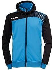 Kempa chaqueta con capucha Emotion Varios colores azul/negro Talla:XXXL