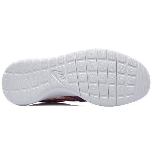 Nike Unisex, bambini Jr Rosherun Flight Weight Gs Scarpe da Ginnastica Basse Viola