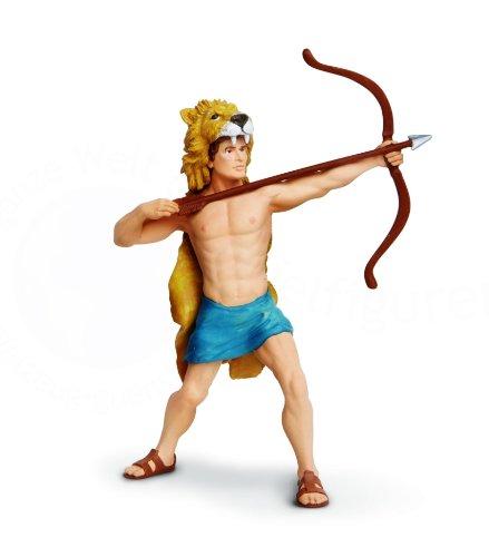 Mythologie - Herkules - PVC Figur, ca. 13cm