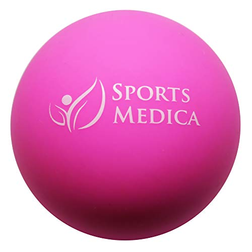 Sports-Medica-Lacrosse-Ball-Perfect-for-Trigger-Point-Therapy-Myofascial-Release-Injury-Stress-Recovery