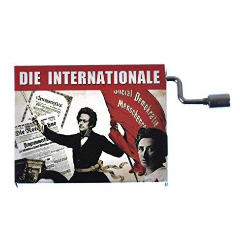 Fridolin GmbH 'FRIDOLIN 148.490,9cm die Internationale Musik Box
