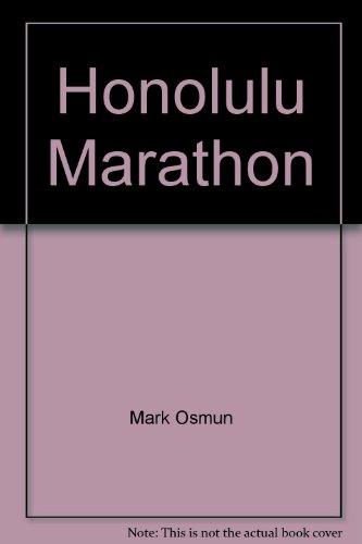 Honolulu Marathon par Mark Osmun