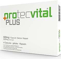 ProtecVital Plus - 4 Pillole per uomo