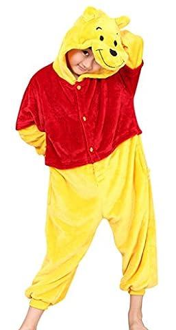 Gillbro Costume d'animaux pour enfants Onesie Girls Boys Kigurumi Cosplay, 105