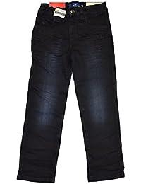 Tom Tailor Kids Jungen Jeans Hose Slim Tim Extra Ski Boys dark Blue washed Tim Slim Blau (1100) 62036620182 Gr. 92 - 134 (134)