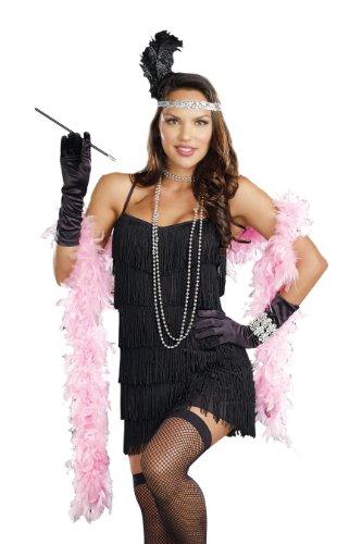 Dreamgirl 8912Flapper Kleid Kostüm, ()