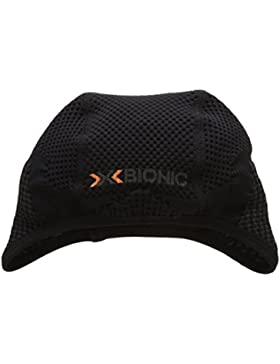 X-Bionic adultos funcional OW Bondear Cap, primavera/verano, unisex, color Varios colores - Negro / Gris antracita...