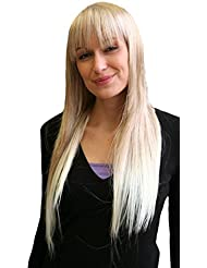 Amazon Co Uk Blonde Wigs Hair Extensions Wigs Accessories