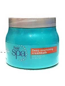 L'Oreal Paris Deep Nourishing Cream Bath Hair Spa for Dry Hair (490 g)