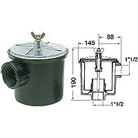 Filtro de agua{1} de refrigeración Utility Osculati 1/60.96 cm (38,1 mm 300 Liter/min.