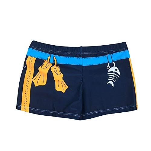 feiXIANG Jungen Shorts Hosen Bademode Sommer Strand Kid Badeanzug Kinder Drucken Stretch Strandhose ()