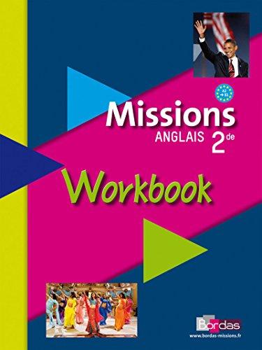 Missions 2de • Workbook