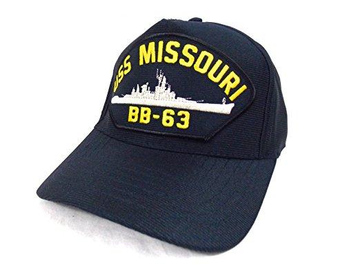 casquette-de-pont-navire-militaire-navy-battleship-americain-uss-missouri-bb-63