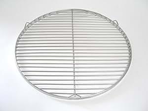 hesani 50 cm grillrost edelstahl elektropoliert rund grill rost grillgitter von hesani gmbh. Black Bedroom Furniture Sets. Home Design Ideas