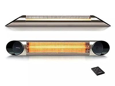 Blade S - 2500 W - IP55 - Regulierbar von veito auf Heizstrahler Onlineshop