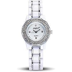 Woman, quartz watch, business, fashion, anti ceramic, M0212