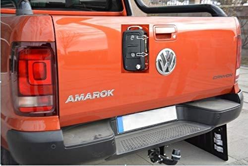 Heckklappen Zentralverriegelung Nachrüstbausatz VW Amarok ab Baujahr 2010