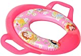 #6: Kidoyzz Soft Cushion Comfortable Potty Trainer Seat for Potty Training Seat with Support Handles for kids