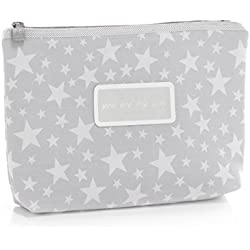 Cambrass Star - Bolsa de aseo, color gris