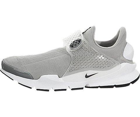 Nike Sock Dart unisex erwachsene, canvas, sneaker low, 42.5 EU (Nike-dart Weiße)