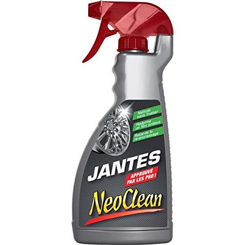 NEOCLEAN 0110 Nettoyant Jantes Vernies Pulvérisateur