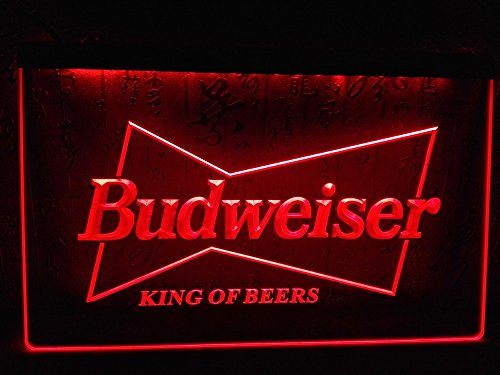budweiser-led-sign-advertising-neonschild-red