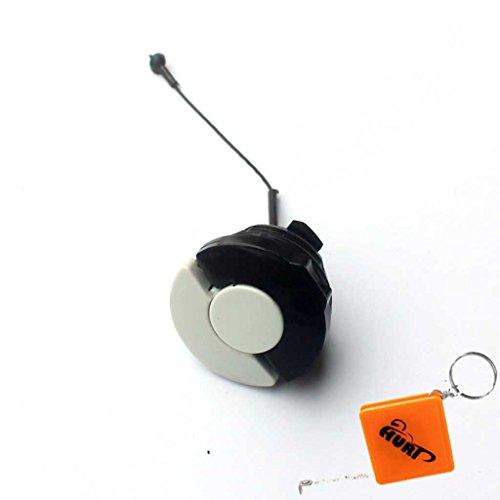 HURI Öltankdeckel mit Schnellverschluß für STIHL MS171 MS181 MS210 MS211 MS230 MS250 MS260 MS270 MS280 MS311 MS391 # 0000 350 0526