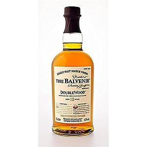 Whiskey Balvenie Double Wood Single Malt 12 years 40 ° 70 cl - 70 cl by Balvenie
