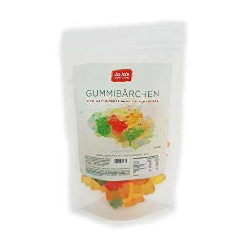 jaja\'s Low Carb Gummibärchen 150g