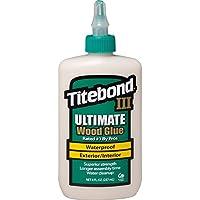 Titebond III Ultimate Wood Glue  1413- Pegamento para madera, 237ml