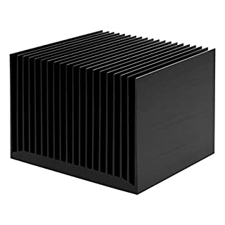 ARCTIC - Alpine 12 Passive - Geräuschloser Intel CPU Kühler, Rein Passive Kühlleistung und Ideal für Alle CPUs bis 47 Watt, Ermöglicht Komplett Lüfterlose Systeme - Größe 95 x 69 mm
