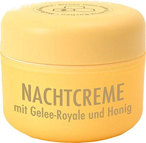 Nachtcreme mit Gelée-Royale und Honig 50 ml