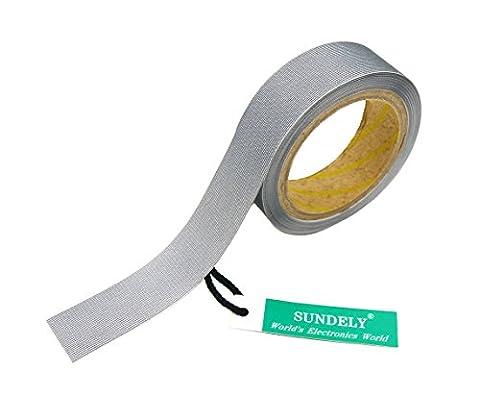 SUNDELY® Light Grey Colour Hot Melt Seam Sealing Tape Roll