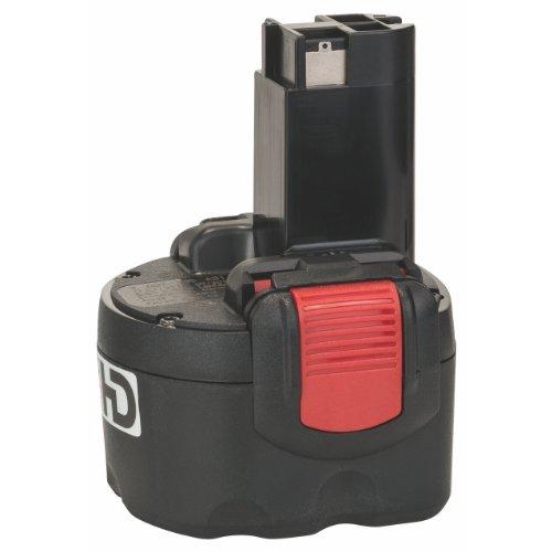 Bosch 2607335682 - Pacco batteria 9,6 V / 2.6 Ah NiMH