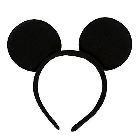 Oblique-Unique® Haarreifen mit Mickey Mouse Ohren