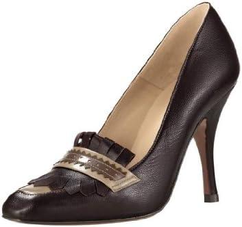 S Madan - Zapatos de vestir para mujer Marrón marrón