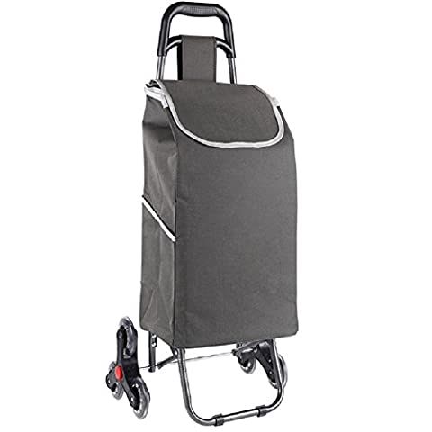 Light Shop Trolley Fold 6 Rounds Up et Down The Stairs High-Capacity Shoppers , m