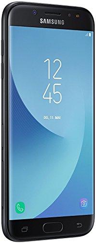 Samsung Galaxy J5 (2017)   Smartphone de 5 2   (SIM doble  4G  16GB  1280 x 720 Pixeles  Plana  SAMOLED  16 million colours  16:9)  Negro