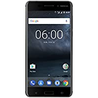 "Nokia 6 SIM doble 4G 32GB Negro - Smartphone (14 cm (5.5""), 32 GB, 16 MP, Android, 7.1.1 Nougat, Negro)"