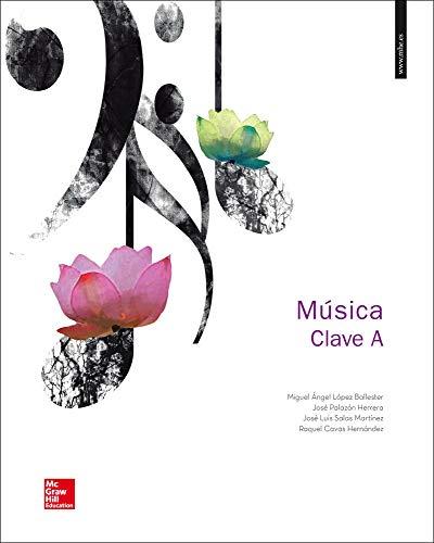 Música Clave A - Edición 2015 (+ CD) - 9788448195816
