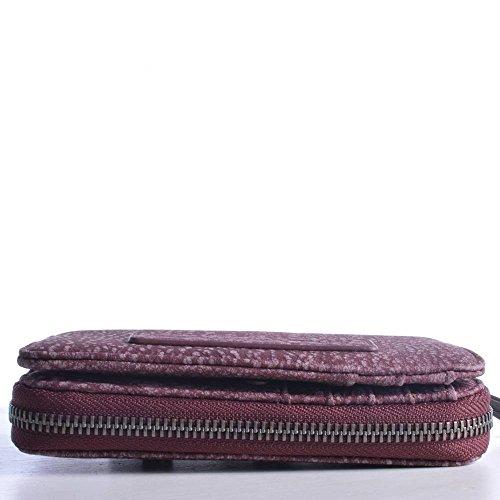 Fritzi aus Preußen Svantje Kuba portamonete 10 cm jeans inka red
