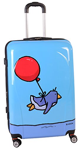 ed-heck-flying-penguin-hardside-spinner-luggage-28-inch-sky-blue-one-size