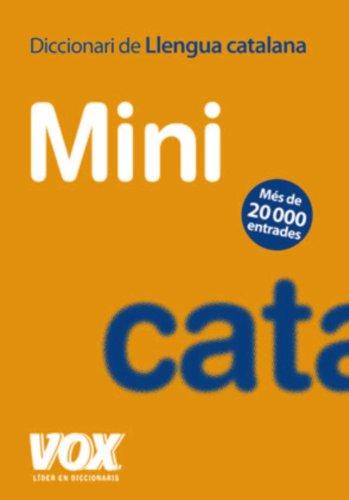 Mini de la Llengua Catalana (Vox - Lengua Catalana - Diccionarios Generales) por Aa.Vv.
