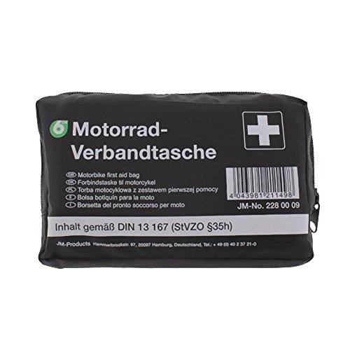 Preisvergleich Produktbild Motorrad Verbandtasche DIN13167 6-ON Motorrad 4043981211498