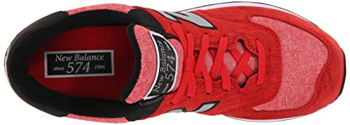New Balance - ML574TTB Rouge (Ttb Red/Black)