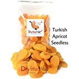 Dry Fruit Hub Dried Apricot seedless Turkey 500gms