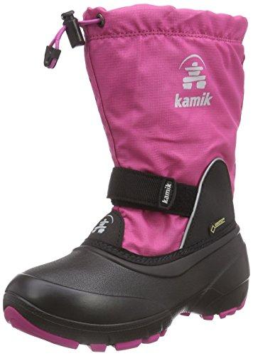 Kamik Shadow4g, Bottes de Neige mixte enfant Pink (MAG-MAGENTA)