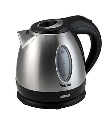 Bouilloire Tristar WK-1325 – Contenance: 1,2 litre - Convient pour une utilisation au camping
