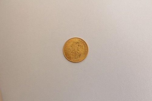 vintage13.de Münze Franciscvs Imperator et Rex 1892 4 Florin/10 Francs Gold 900 Österreich